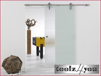 Glas-Schiebetuerbeschlag-Edelstahl-Schiebetuer-Glasbeschlag